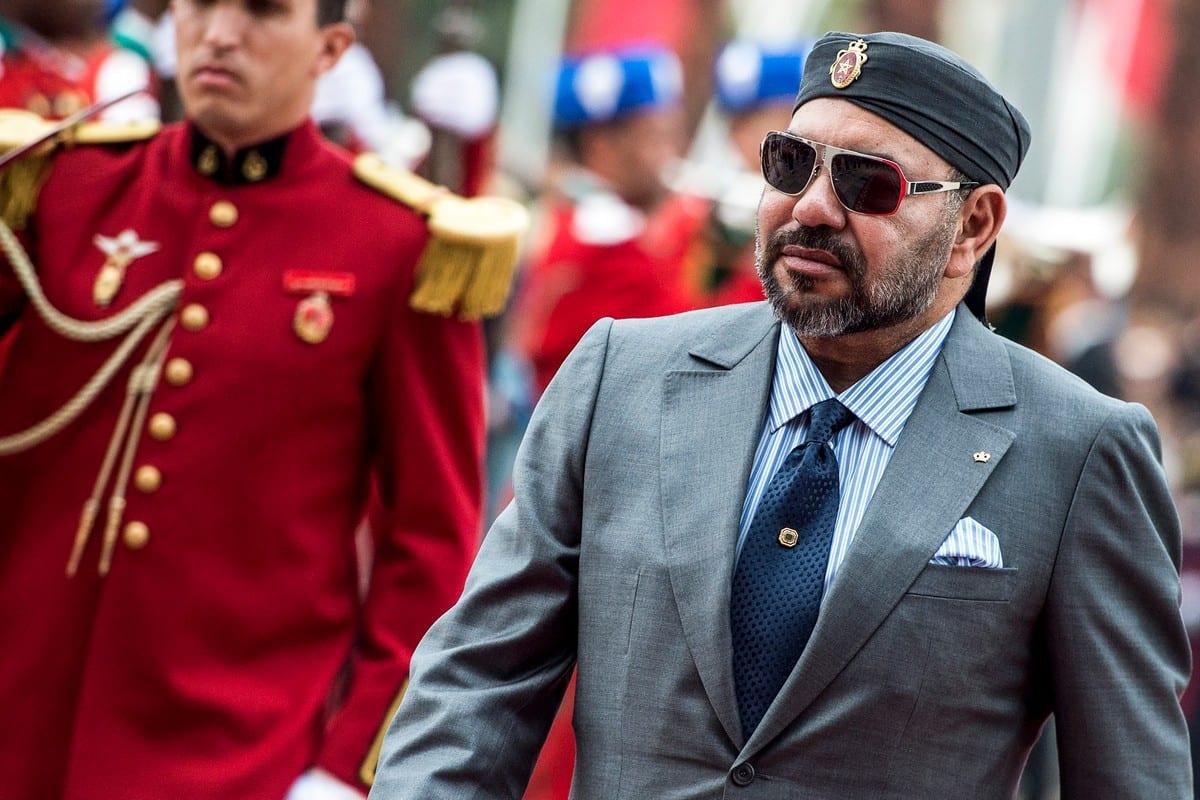 Morocco's King Mohamed VI in Rabat, Morocco on 17 November 2020 [FADEL SENNA/AFP/Getty Images]