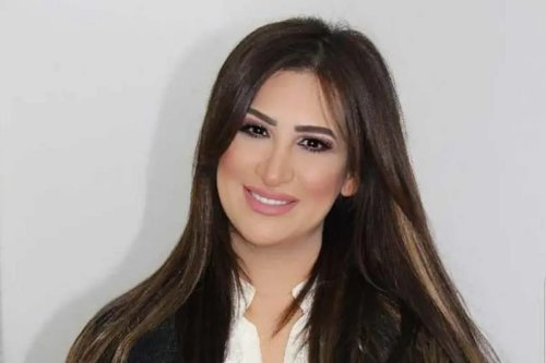Ahdeya Ahmed Al-Sayed, president of the Bahrain Journalists' Association (BJA), 8 October 2020 [MahmoudJazairi/Twitter]