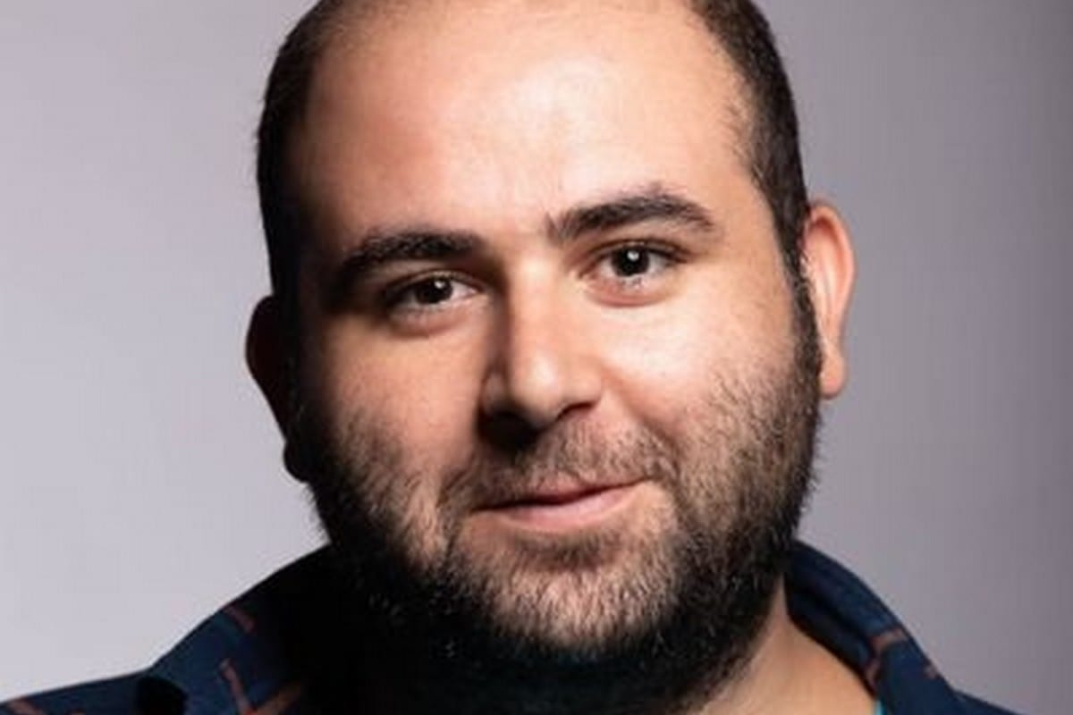 Iranian journalist Mohammad Mosaed, 20 January 2021 [2mohammadmosaed/Twitter]