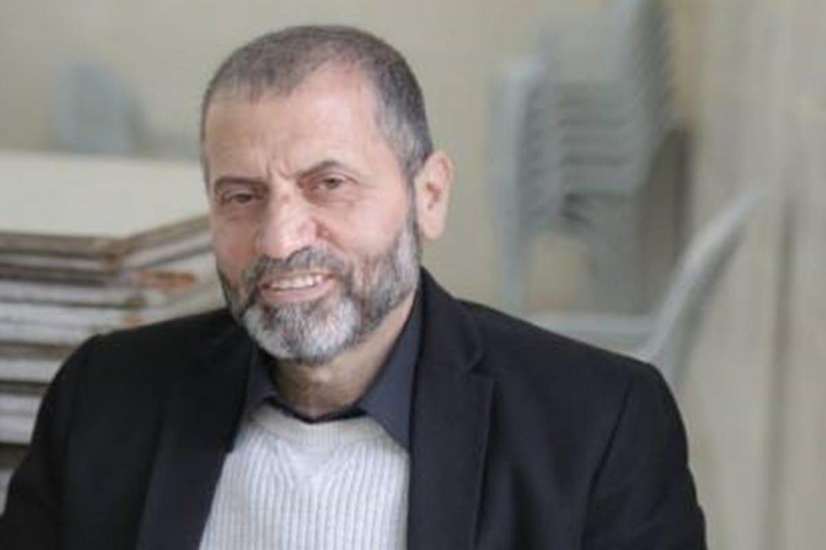Suleiman Aghbariah, former mayor of Umm Al-Fahm, a major Arab city in central Israel