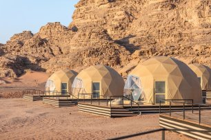 The Martian Camp in Wadi Rum, Jordan on 28 September 2017 [Frode Bjorshol/Flickr]