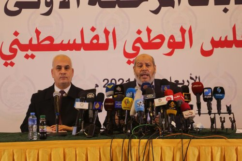 Hamas: PA must end sanctions on Gaza ahead of elections [Mohammed Asad/Middle East Monitor]