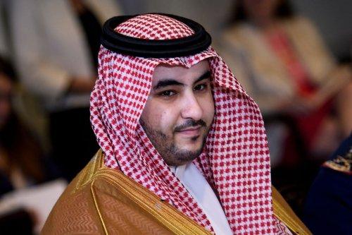 Saudi Arabia's Deputy Defence Minister Prince Khalid Bin Salman in Washington, DC on 29 August 2019 [BRENDAN SMIALOWSKI/AFP/Getty Images]