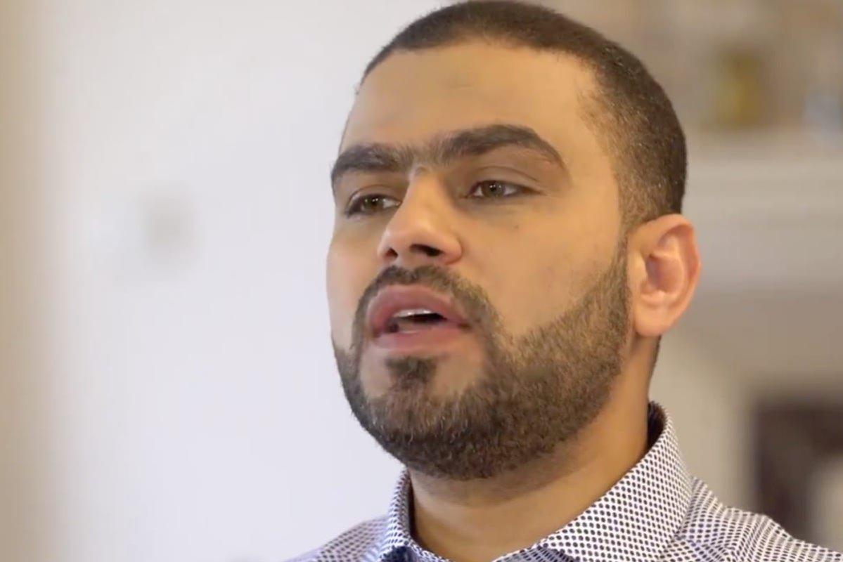 Osama Alhasani [Screengrab/Youtube]