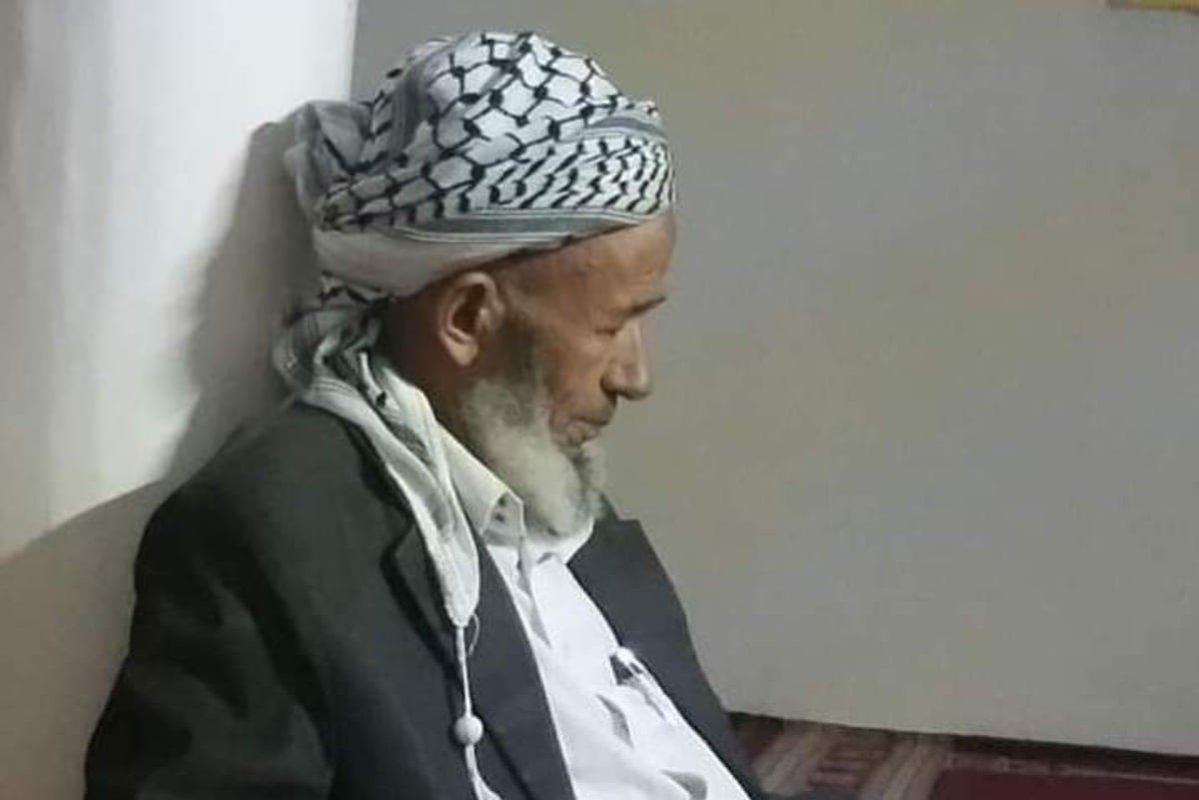 Sheikh Mahyoub Shamsan Al-Zaghouri [sadamalhorybi1/Twitter]