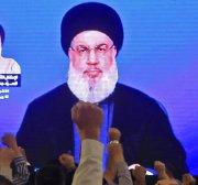 Hezbollah leader says 'parties' seek to drag Lebanon into civil war