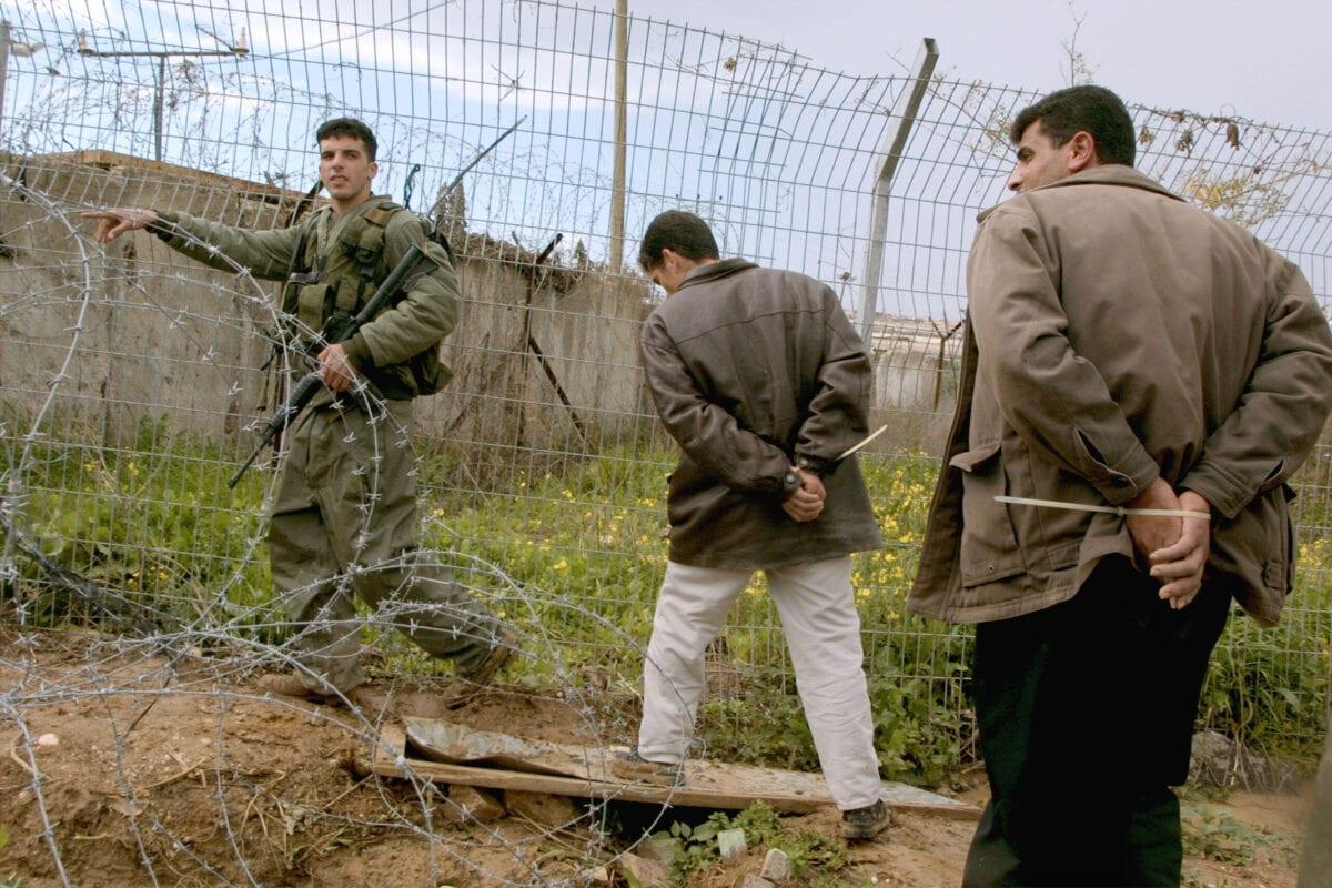 Israel Enters Palestinian Gaza