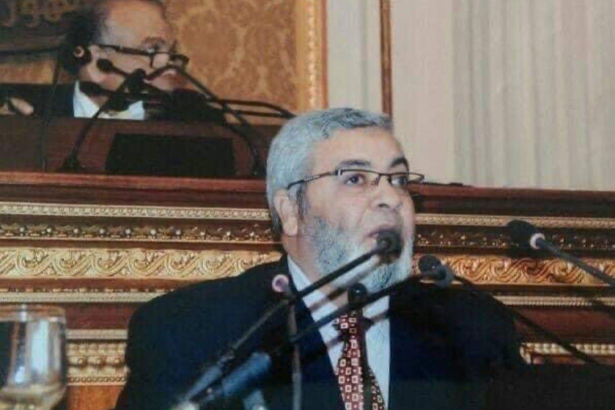 Former Egyptian parliamentarian, Mahmoud Youssef [batelsegnmasr/Twitter]