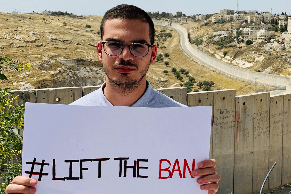 Israel continues to ban Amnesty staffer from travel [Amnesty]