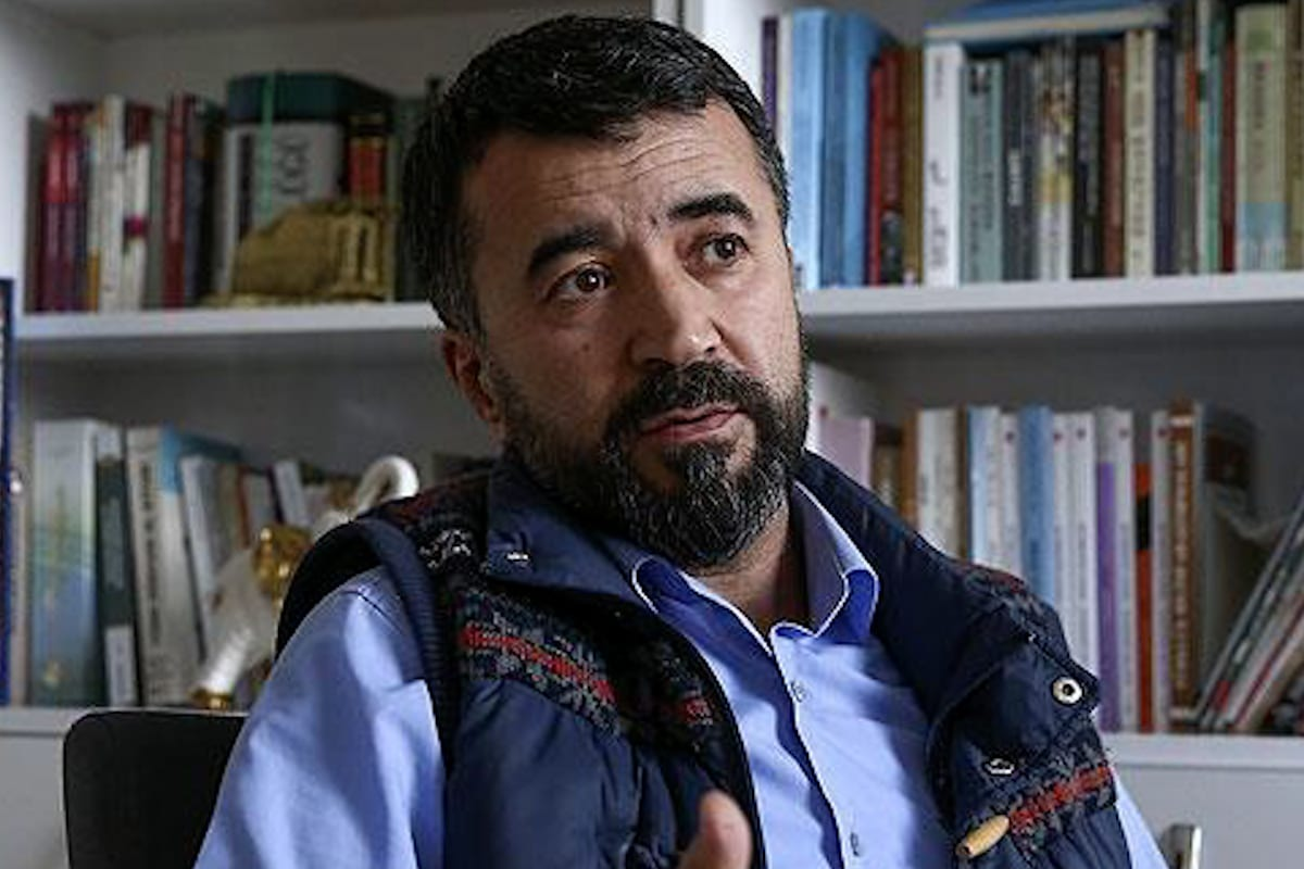 Professor Abdulresit Celil Karluk [Murat Kula/AA]