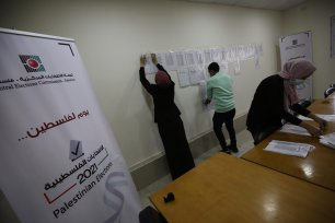 1,389 candidates to run in 36 lists in Palestine election [Mohammed Asad/Middle East Monitor]