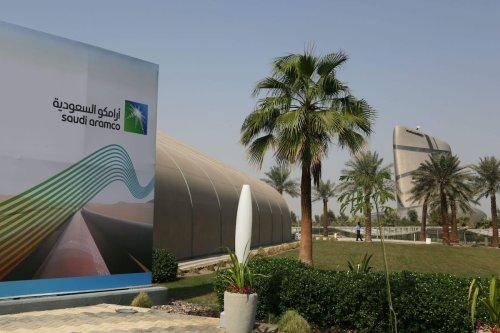 A view of the Saudi Aramco headquarters in Dhahran, Saudi Arabia, on 3 November 2019 [Mohammed Al-Nemer/Bloomberg via Getty Images]