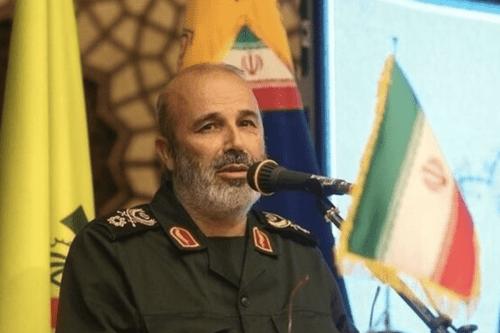 Brigadier General Mohammad Reza Fallahzadeh [@AbasAslani/Twitter]