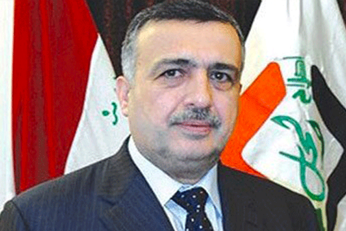 Jamal Al-Karboli, Iraqi leader of the National Movement for Reform and Development (Al-Hal) [elaph.com]