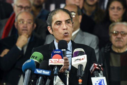 Egypt releases journalist, opposition figure Khaled Dawoud