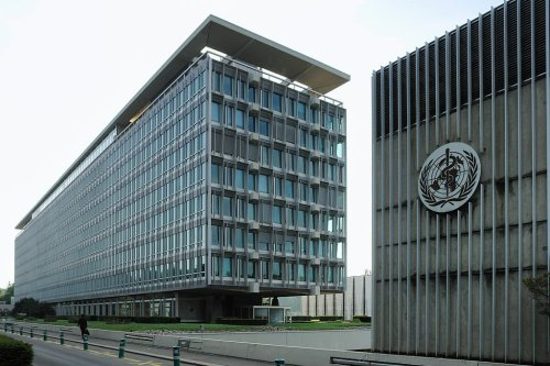 World Health Organisation headquarters, Geneva [Wikipedia]