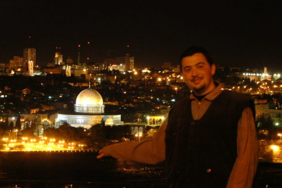 Former Media and Public Relations Officer at Al-Aqsa Mosque, Dr Abdullah Maarouf [Archive Photo]