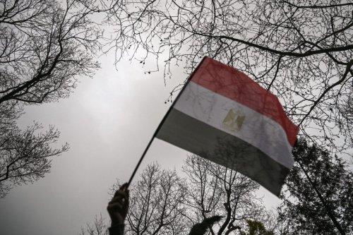 Egyptian flag [OZAN KOSE/AFP via Getty Images]