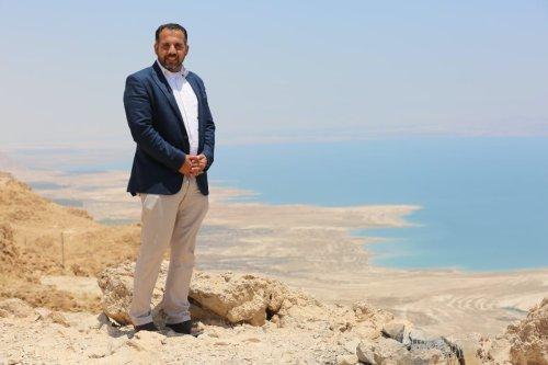 Palestinian journalist Alaa Al-Rimawi [Maymouna Afana]