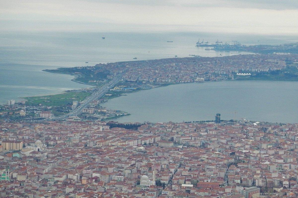 Küçükçekmece is a suburb of Istanbul, Turkey 23 km west of the city, on the European shore of the sea of Marmara [Wikipedia]
