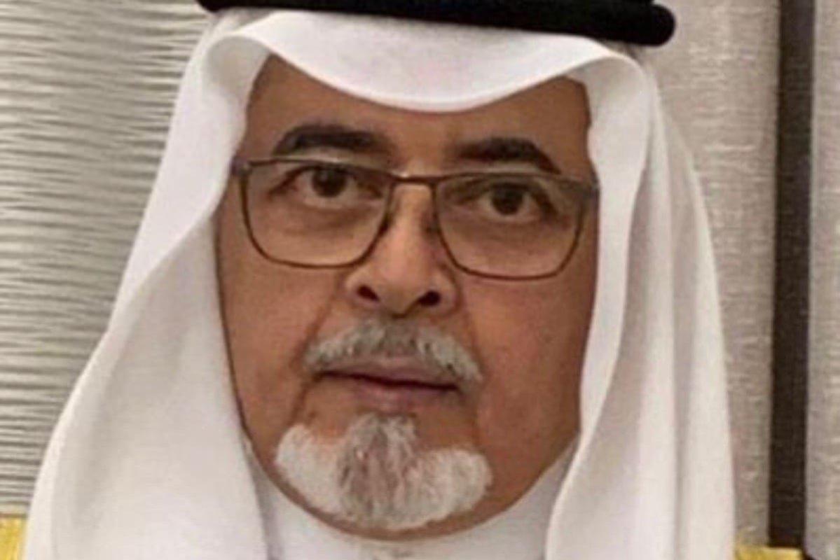 Kuwaiti poet Jamal Al-Sayer [rayatalshaab1/Twitter]