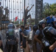Tunisia slips into a dangerous pitfall