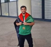 Algerian judoka receives a hero's welcome after refused to play Israel competitor