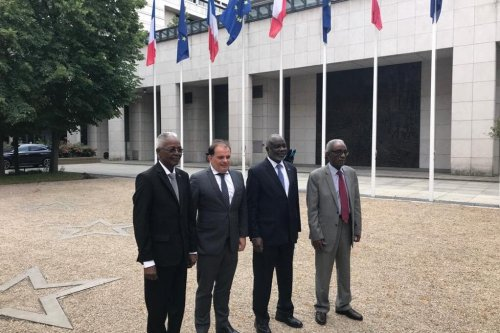 Paris Clubs cancels $14bn Sudan debt [FinanceMinSudan/Twitter]