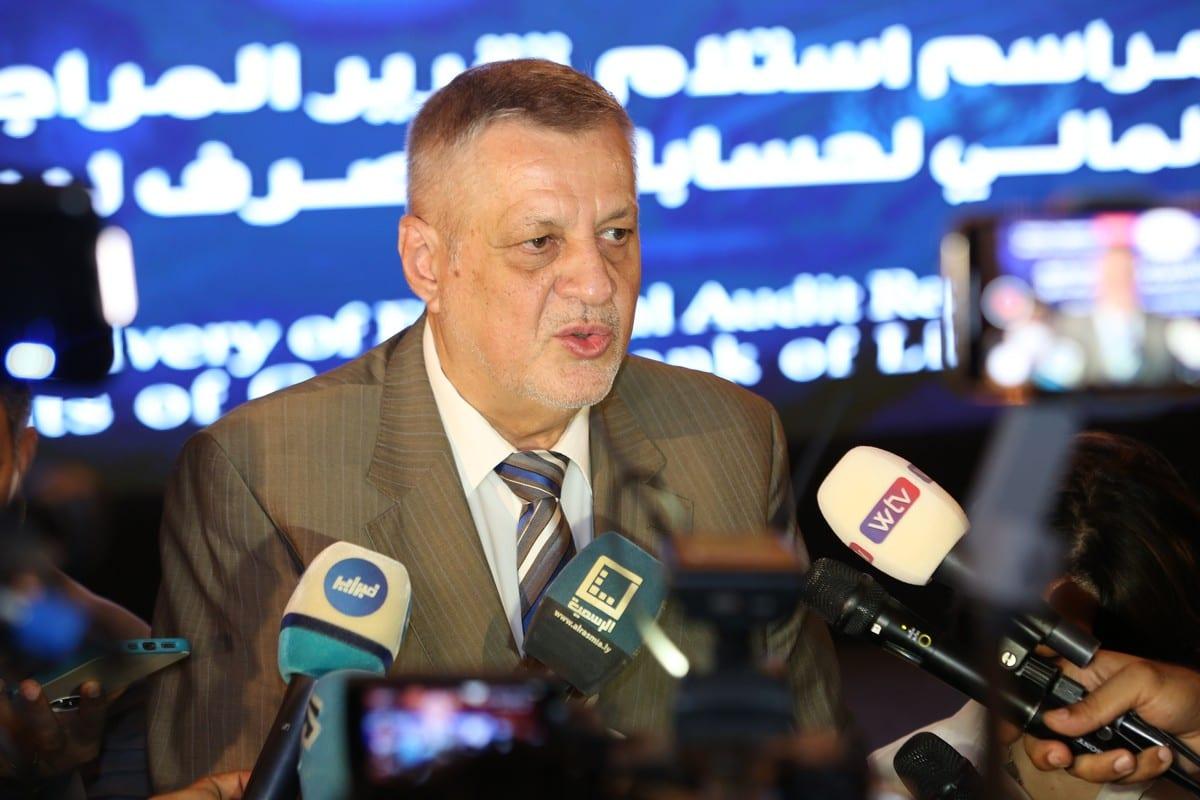 Special Envoy of the Secretary-General for Libya Jan Kubis in Tripoli, Libya on July 08, 2021 [Hazem Turkia/Anadolu Agency]