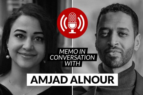 MEMO in conversation with: Amjad Alnour