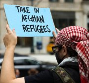 Nearly half of all Afghan refugees in US are children: report