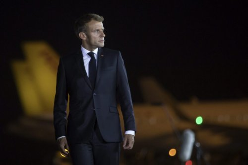 """France and Britain will submit a resolution to an emergency United Nations meeting due Monday proposing a safe zone in Kabul to try and protect people trying to leave Afghanistan, French President Emmanuel Macron said on Sunday. """"Our resolution proposal aims to define a safe zone in Kabul, under U.N. control, which would allow humanitarian operations to continue,"""" Macron told French newspaper Le Journal du Dimanche (JDD) in an interview published on Sunday. On a visit to Mosul in Iraq, Macron later confirmed the comments and said he was hopeful the resolution would be welcomed favourably. """"I cannot see who could oppose enabling the safety of humanitarian operations,"""" Macron told reporters. U.N. Secretary-General Antonio Guterres is convening a meeting on Afghanistan with the U.N. envoys for Britain, France, the United States, China and Russia - the Security Council's permanent, veto-wielding members. Macron said on Saturday that France was holding preliminary discussions with the Taliban about the humanitarian situation in Afghanistan and the possible evacuation of more people. U.S. military forces, which have guarded the airport in Kabul, are due to withdraw by a Tuesday deadline set by President Joe Biden. France is among countries that have also ended evacuations from Kabul airport."""