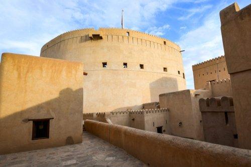 Discover Nizwa Fort, Oman [JA / MEMO]