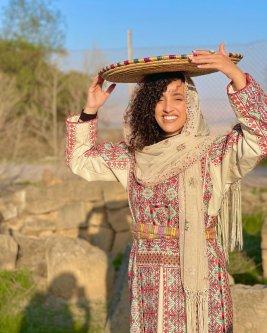 Singer Aya Halaf [Aya Halaf]
