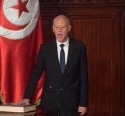 Tunisia's president dismisses 30 officials in 10 days