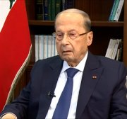 Lebanese president appeals for aid one year on from Beirut port blast