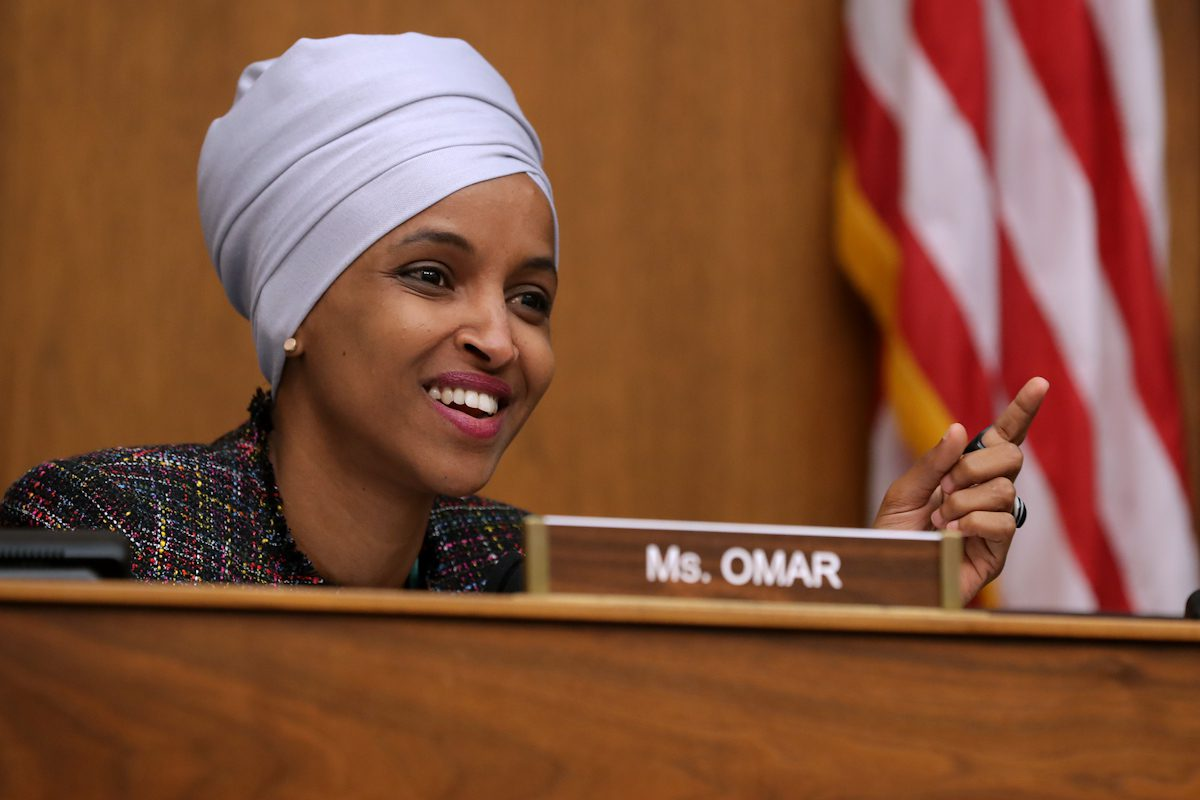 Ilhan Omar votes for bill to continue unconditional US aid to Israel