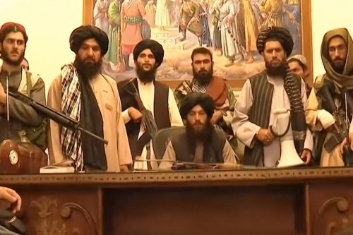 Thumbnail - Taliban takes control of Afghanistan