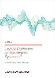 Cover - Havana Syndrome or Washington Syndrome?