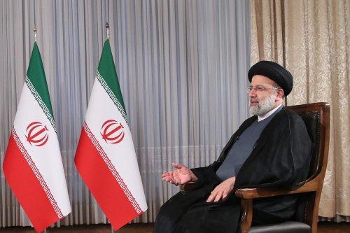 Iranian President Ebrahim Raisi in Tehran, Iran on September 05, 2021 [Iranian Presidency / Handout/Anadolu Agency]