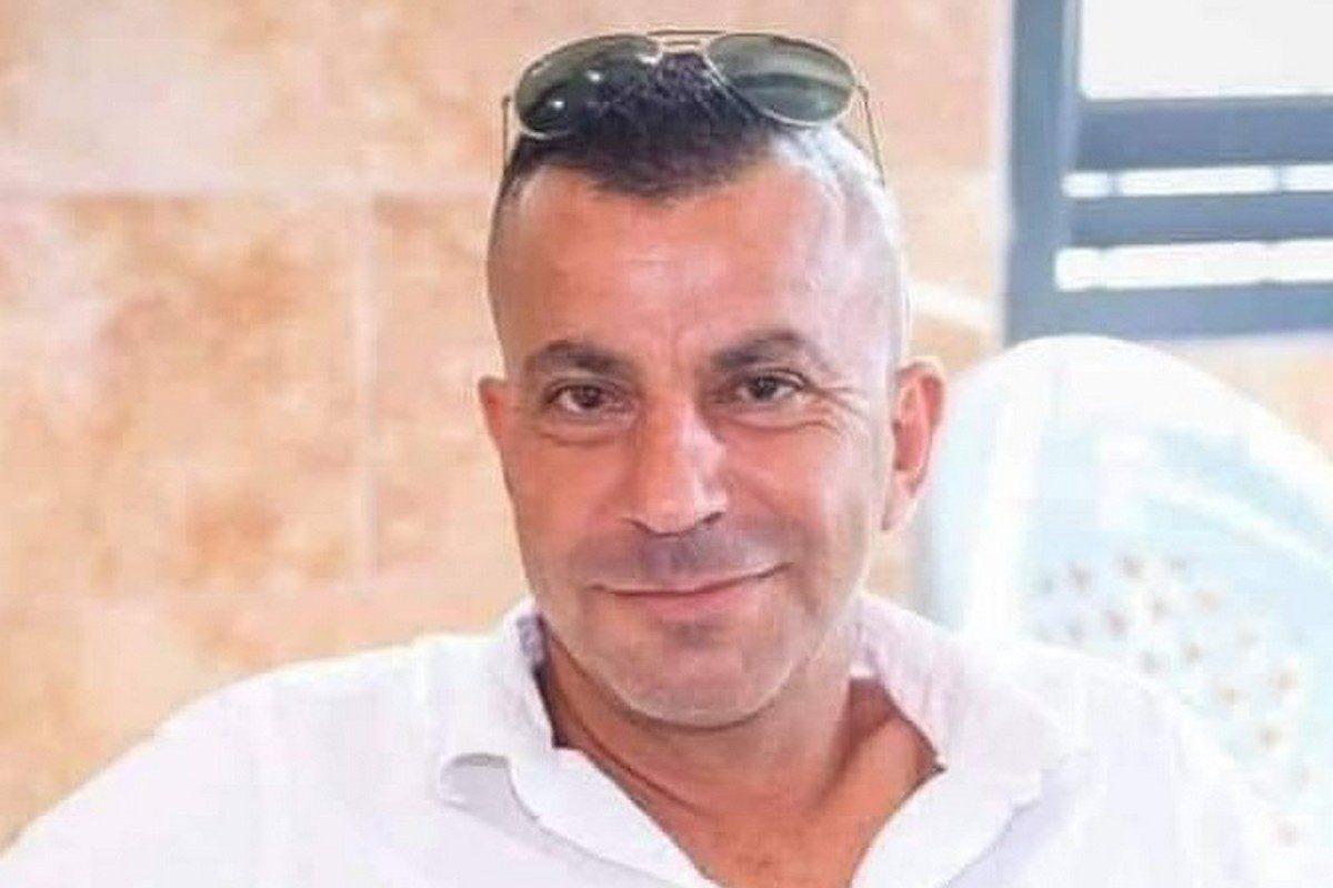 Palestinian father of four, Raed Youssef Jadallah, was shot dead by Israeli soldier on 31 August 2021 [NewPress_en Twitter]