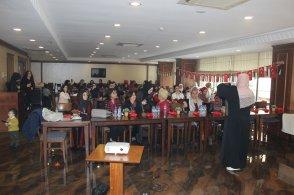 Many Palestinian social activities take place in Turkey [Hazem Antar]