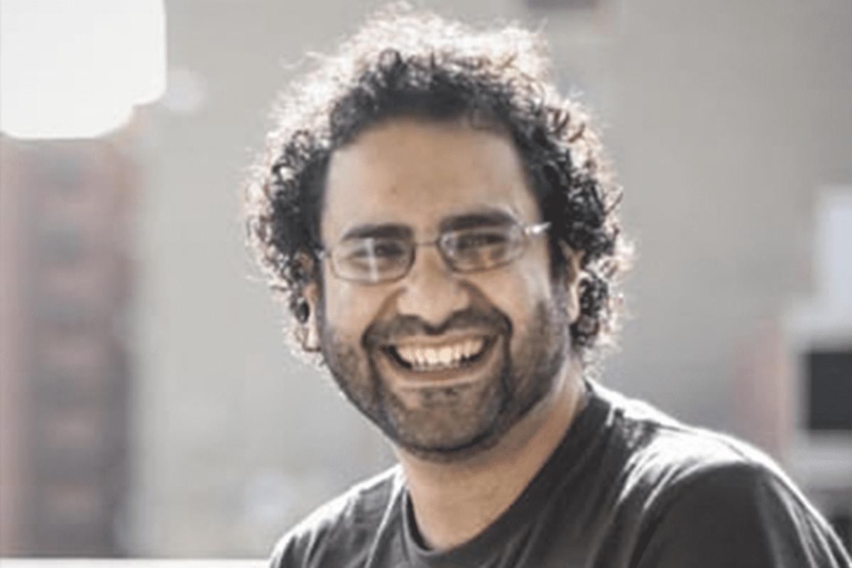 Alaa Abdelfattah [Twitter]