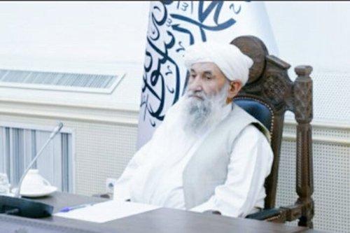 New Prime Minister of Afghanistan, Mullah Muhammad Hassan Akhund [@Zubairahmadkan/Twitter]