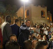 Presidential election law and withdrawal of confidence in government are trouble triggers in Libya