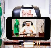 Saudi Arabia: Iran is a neighbour, peace is the strategic option, says King Salman