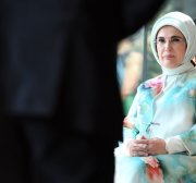 Turkey's first lady to roll out new book on visits to Africa