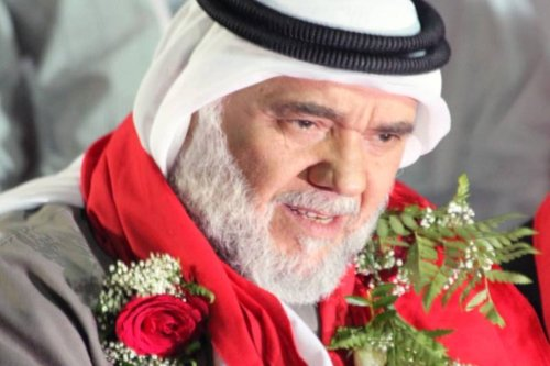 Bahraini opposition leader and Secretary-General of the Haq Movement for Liberty and Democracy, Hassan Mushaima, 11 November 2012 [SophieDR/Wikipedia]