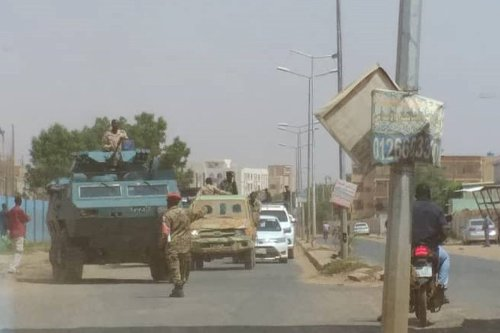 Thumbnail - Coup plot reported in Sudan