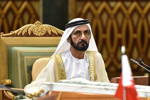 Mohammed bin Rashid Al-Maktoum, Vice President and Prime Minister of the UAE in Riyadh, Saudi Arabia on 10 December 2019 [FAYEZ NURELDINE/AFP/Getty Images]